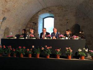 Στη «Μπιενάλε της Μεσογειακής Διατροφής για τα Ανθρώπινα Δικαιώματα στην Υγιεινή Διατροφή και την Ειρήνη» η Περιφέρεια Πελοποννήσου.
