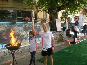 Ο Σπαρτιάτης Ιωάννης Δημόπουλος ο Νικητής στον 18o Ευχίδειο άθλο.