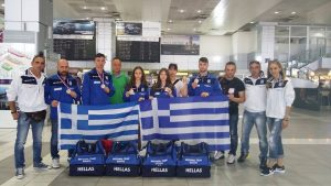 Διέπρεψαν στο Βαλκανικό πρωτάθλημα BOXE SAVATE στη Σερβία οι Αθλητές από την Σπάρτη.
