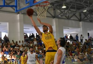 Το Laconia Summer Basketour επιστρέφει για δεύτερη συνεχόμενη χρονιά στο Δήμο Μονεμβασιάς!