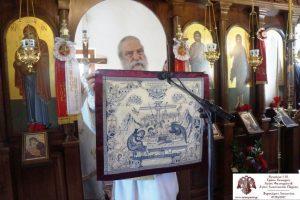 Εγκαίνια Ιερού Ναού στο Ξηροκάμπι από τον Σεβασμιώτατο Μητροπολίτη Μονεμβασίας και Σπάρτης.