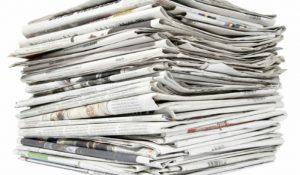Πρωτοσέλιδα εφημερίδων Κυριακής 9-12-2018