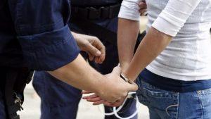 Σύλληψη ενός ατόμου στην Παλαιοπαναγιά για ναρκωτικά.