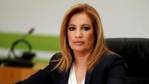 Όχι σε συνεργασία με τον ΣΥΡΙΖΑ λέει η πρόεδρος του ΠΑΣΟΚ.