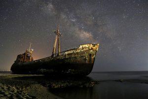 """Ο Γαλαξίας με τον """"Δημήτριο"""" ."""