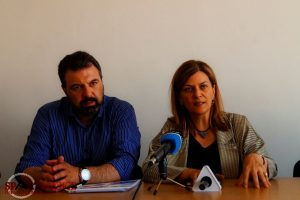 """Η Αν. Υπουργός Εργασίας κ.Αντωνοπούλου ενημέρωσε στην Σπάρτη, για το νόμο """"κοινωνική οικονομία"""""""