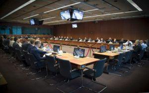 Eurogroup ώρα μηδέν.