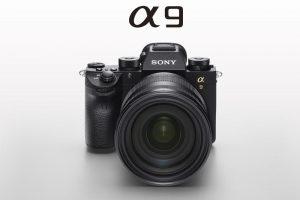 Sony a9. Αναδείξτε κόσμους γεμάτους έμπνευση