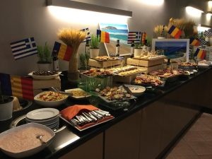 Στους ρυθμούς και τις γεύσεις της Πελοποννήσου για μια εβδομάδα το Βουκουρέστι
