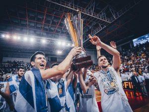 Eurobasket Πρωταθλήτρια Ευρώπης η Ελλάδα .