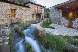 «Ας το πάρει το ποτάμι»  Γιορτάζουμε την Παγκόσμια Ημέρα Νερού στο Υπαίθριο Μουσείο Υδροκίνησης.