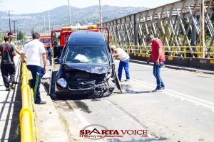 Αυξήθηκαν τα τροχαία ατυχήματα καθώς κ.α το Σεπτέμβριο 2017 έναντι με του 2016 στην Πελοπόννησο.