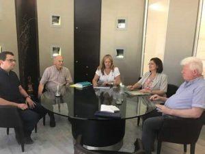 Συνάντηση Τζανετέας με κλιμάκιο του ΚΚΕ