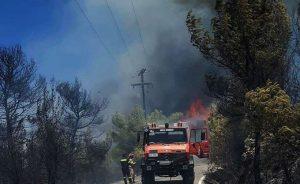 Υψηλός κίνδυνος πυρκαγιάς για Δήμο Μονεμβασίας – Ελαφονήσου