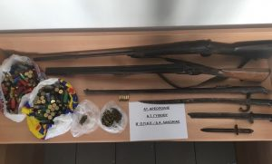 Συνελήφθη ένα άτομο για ναρκωτικά στη Μάνη.