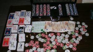 Από τη Διεύθυνση Οικονομικής Αστυνομίας εντοπίστηκε κατάστημα όπου διεξάγονταν παράνομα τυχερά παίγνια.