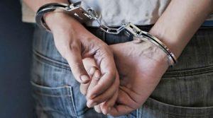 Σύλληψη αλλοδαπού στην Πάτρα.