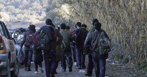 Επιστροφή στην Τουρκία εννέα παράτυπων μεταναστών.
