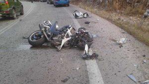 Εκτροπή οχήματος με θανάσιμο τραυματισμό ενός (1) ατόμου  18 χρόνων στην Καλαμάτα.