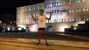 Έτρεξε Αθήνα – Σπάρτη για την απελευθέρωση, από τις Τούρκικες φυλακές του  Γιάννη Βασίλη Γιαϊλαλί..