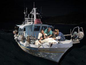 Μεταφέρθηκε από κρουαζερόπλοιο στο Κέντρο Υγείας Αρεόπολης με ψαροκάικο.