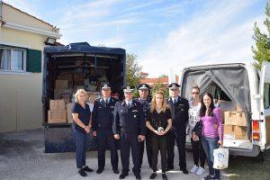 Η Ελληνική Αστυνομία στηρίζει έμπρακτα το έργο του Οργανισμού του «Το Χαμόγελο του Παιδιού»
