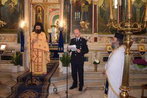 Εορτασμός της «Ημέρας της Αστυνομίας» και του Προστάτη του Σώματος, Μεγαλομάρτυρα Αγίου Αρτεμίου»