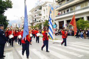 Σπάρτη. Επέτειος του ΌΧΙ. Παρέλαση (πλούσιο φωτογραφικό υλικό).
