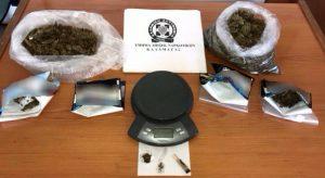 Συνελήφθη ένα άτομο στη Μεσσηνία