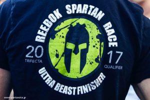 Ξεκινάει το Σαββάτο 4-11-2017 το πρώτο Spartan Race στην Σπάρτη.
