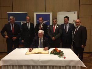 Περιφερειάρχης Πελοποννήσου «Νέο πολιτικό περιβάλλον συνεργασίας των αυτοδιοικήσεων Ελλάδας – Γερμανίας η 7η Διάσκεψη της Ελληνογερμανικής Συνέλευσης»