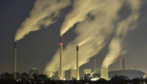 Σε επίπεδα ρεκόρ η αύξηση των αερίων του θερμοκηπίου το 2016.
