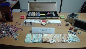Συνελήφθησαν δώδεκα (12) άτομα για παράνομα τυχερά παιχνίδια στη Μεσσηνία.