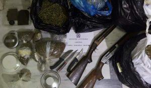 Σύλληψη 53χρονου στη Λακωνία