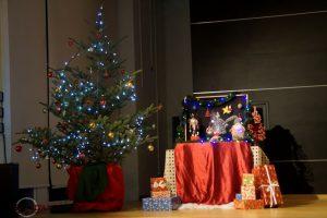 Ολοκληρώθηκε με επιτυχία η χριστουγεννιάτικη εκδήλωση της Περιφερειακής Ενότητας Λακωνίας.