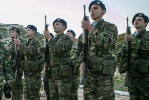 Νέες εξελίξεις στο επεισόδιο με τους νεοσύλλεκτους στρατιώτες που τραυματίστηκαν από αλλοδαπούς