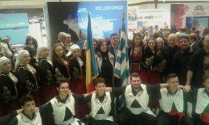 """Πρωταγωνίστρια η Πελοπόννησος στη Grecia Panorama στο """"ParkLake"""" του Βουκουρεστίου"""