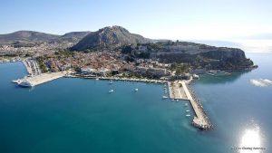 5,5 εκατομμύρια ευρώ για το Λιμάνι του Ναυπλίου υπέγραψε ο Περιφερειάρχης Πελοποννήσου.