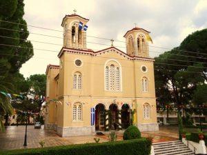 Ο π. Θεόφιλος αντζαβράκος νέος Πρωτοσύγκελλος της Ιεράς Μητροπόλεως Μονεμβασίας και Σπάρτης