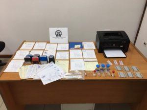 Συνελήφθη 56χρονος για πλαστογραφία και παράβαση της νομοθεσίας για τα ναρκωτικά στη Μεσσηνία