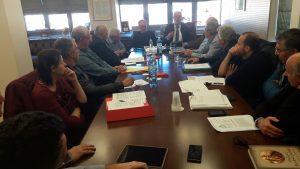 «Εξαιρετική συνεργασία Περιφέρειας και Δήμων Μεσσηνίας-Για πρώτη φορά θα δημιουργηθεί παρατηρητήριο»