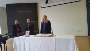 « Κοπή Πρωτοχρονιάτικης Πίτας των Υπαλλήλων της ΠΕ Λακωνίας»