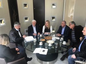 Υπεγράφη η σύμβαση για «Κέντρο Κοινότητας Περιφερειακής Ενότητας Λακωνίας»