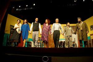 Τρεις τελευταίες παραστάσεις από την ΕΘΟΛ .