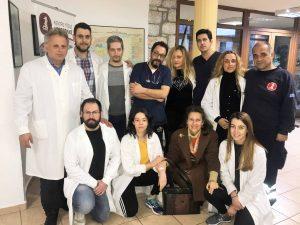 Με επιτυχία η ημέρα Ιατρικής Παρέμβασης στη Μάνη.