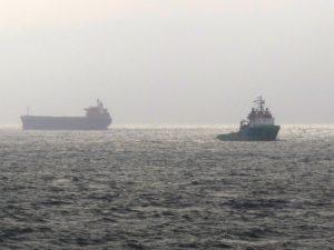 Μηχανική βλάβη Φ/Γ πλοίου στη Μονεμβάσια.