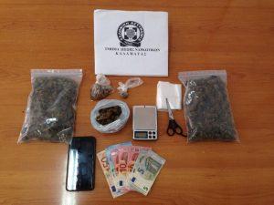 Συνελήφθη 50χρονος για ναρκωτικά στη Μεσσηνία.