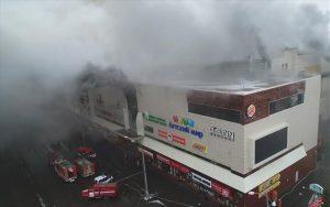 Μεγάλη πυρκαγιά σε εμπορικό κέντρο στη Σιβηρία – τουλάχιστον 53 νεκροί.