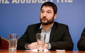 Νάσος Ηλιόπουλος: Η ανάπτυξη μπορεί να έρθει μόνο μέσα από την προστασία της εργασίας.