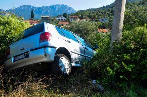 Εκτροπή οχήματος με θανάσιμο τραυματισμό ατόμου σε τοπική κοινότητα του Δήμου Καλαμάτας Μεσσηνίας.